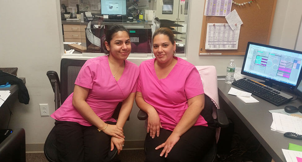 Our employees are happy to take care of your children in Riverhead NY at Peconic Pediatrics