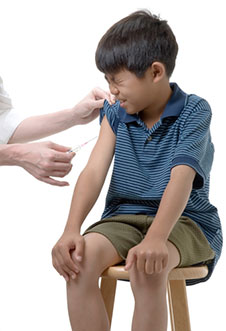 Flu shots in Riverneck NY at Peconic Pediatrics